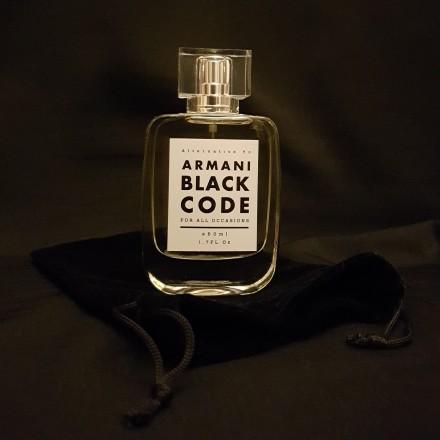 Armani Black Code